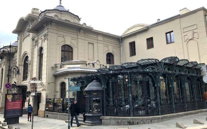 საქართველოს მოდერნის არქიტექტურა 100 წლის შემდეგ