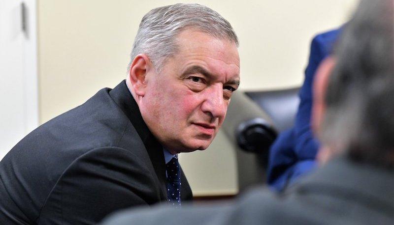 В Грузии назвали угрозой заявление российского политика о «Новичке»