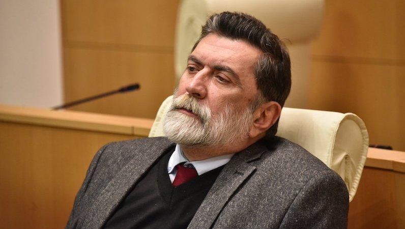 В правящей партии узрели Саакашвили в амплуа «прилежного заключенного»