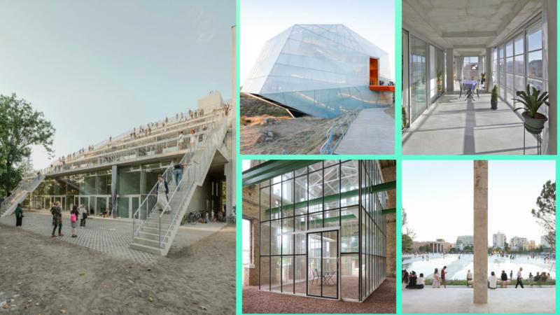 5 შენობა, რომელიც EU-ს თანამედროვე არქიტექტურის პრიზის დაჯილდოების ფინალშია [ფოტო]