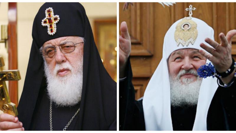 """""""თქვენი ძალისხმევით მილიონობით ადამიანი განმტკიცდა რწმენაში"""" – ილია II-ს მილოცვა კირილს"""