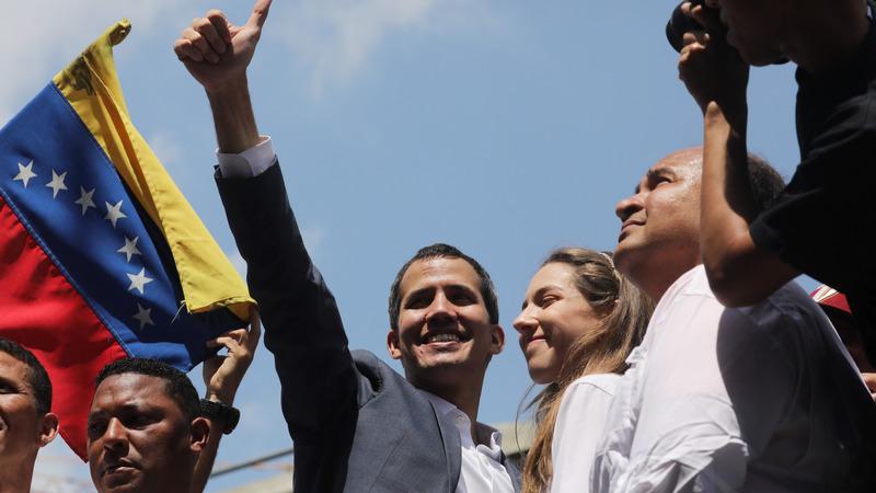 ევროპულმა ქვეყნებმა გუაიდოს ვენესუელის დროებით პრეზიდენტად აღიარების პროცესი დაიწყეს