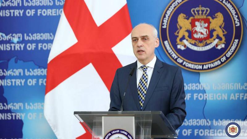 У главы МИД Грузии выявлен ковид