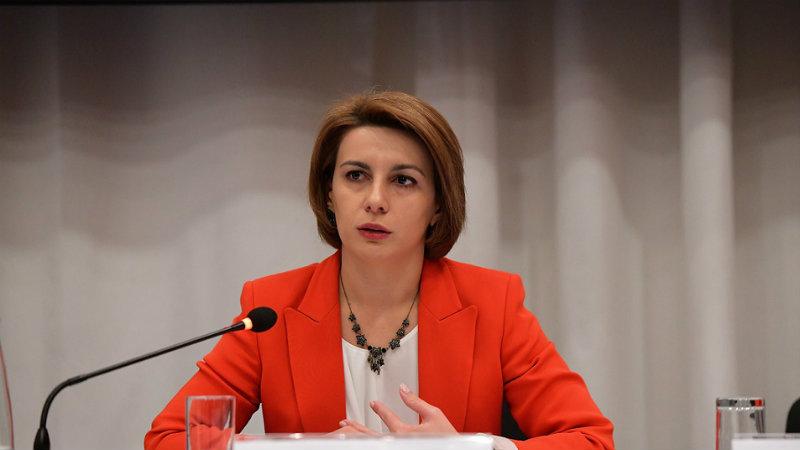 Тамар Чугошвили: Отказ от входа в парламент был бы ошибкой