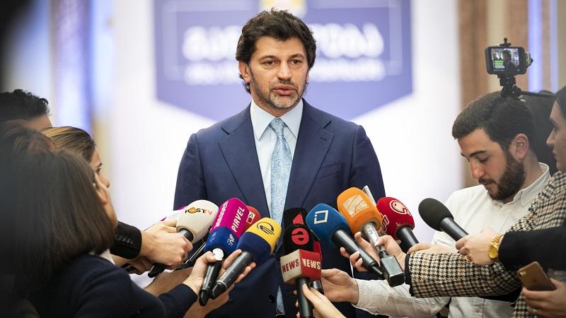 Каха Каладзе: Тбилиси и Баку стали городами-побратимами