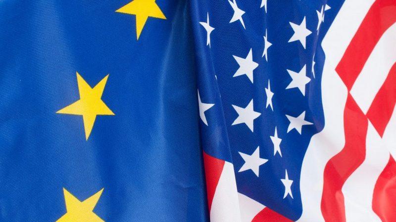 Посольства США и ЕС в Грузии выступили с заявлением по митингу оппозиции