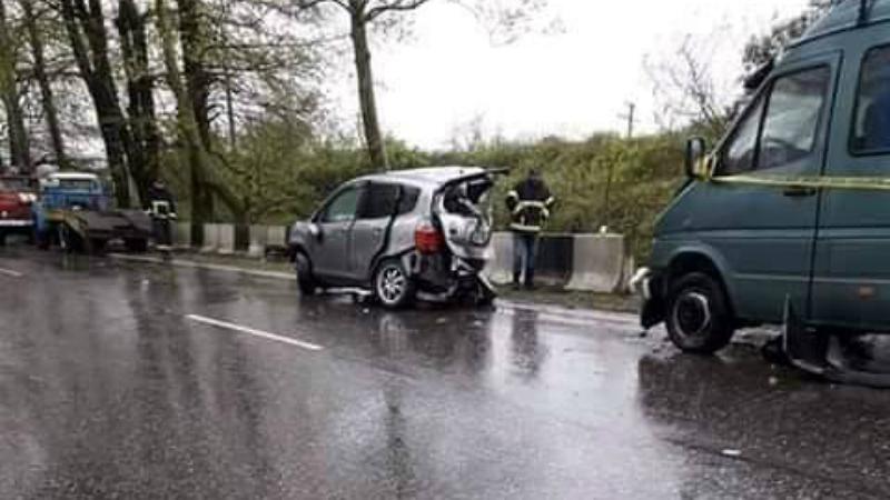 ფოთთან ავარიას ახალგაზრდა კაცი ემსხვერპლა