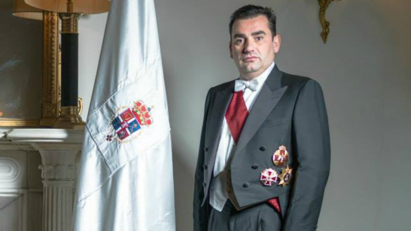 Глава грузинского «Царского дома» Давид Багратион-Мухранели подверг критике решение о задержании Мелия