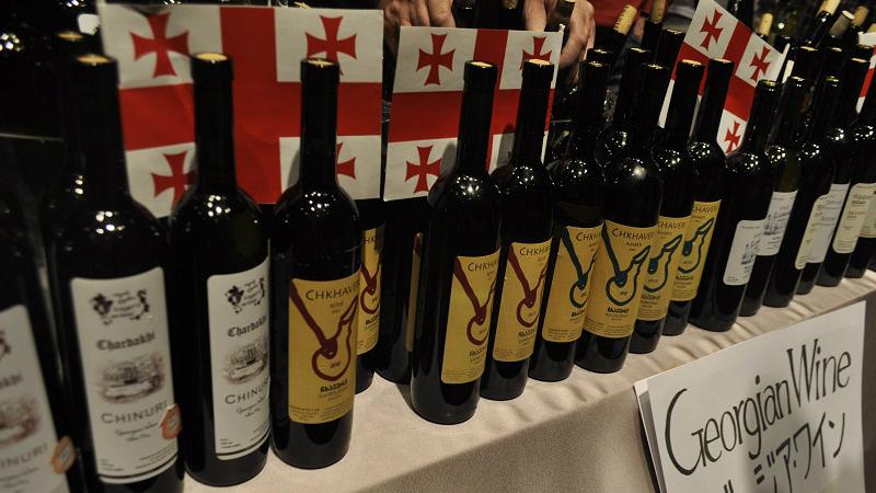 ქართული ღვინის ექსპორტი 10%-ით გაიზარდა – სააგენტო