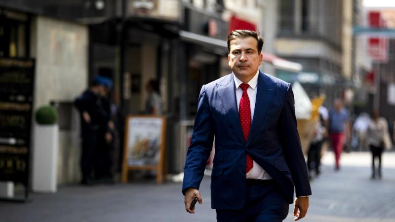 Прокурор не исключает допроса Саакашвили по «Делу картографов»