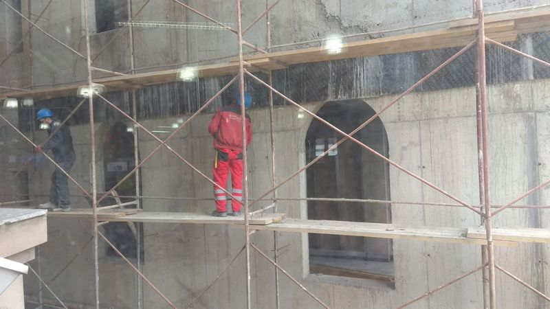 თბილისში 150 მშენებლობიდან უსაფრთხოების სტანდარტს 58 არღვევდა – მთავრობა