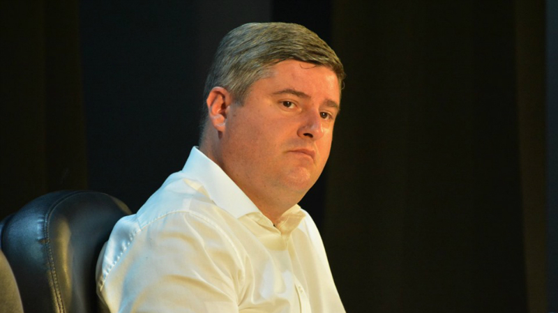 Мэр Зугдиди Гиорги Шенгелия подал в отставку