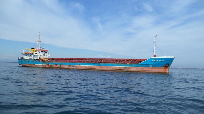 პანამის დროშის ქვეშ მცურავი გემი ზღვაში ნავთობის ჩაღვრისთვის 65 ათასით დააჯარიმეს