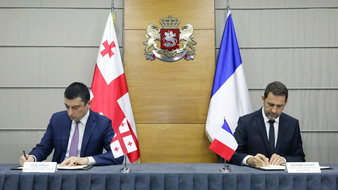 ქართულ აეროპორტებში ფრანგული საიმიგრაციო სამსახურის თანამშრომლებიც იმუშავებენ