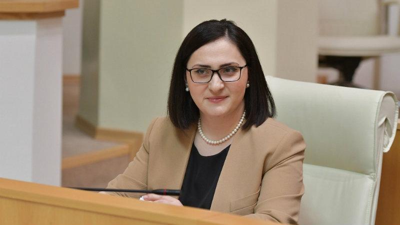 Грузинский депутат избрана членом комитета ООН по правам детей