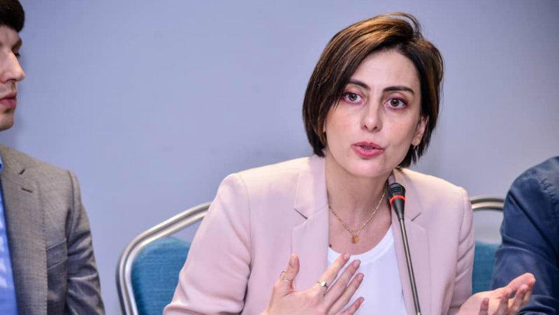 Деканоидзе о встрече Элисашвили в парламенте: Он пришел туда, где ему действительно нужно работать