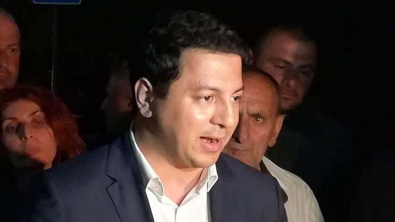 Председатель парламента Грузии недоволен заявлением европарламентария