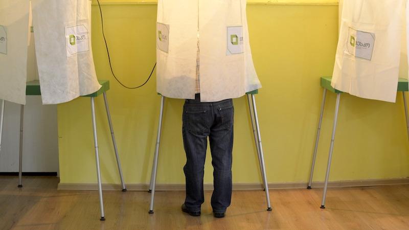 Предвыборная кампания в Грузии — оценка трех НПО