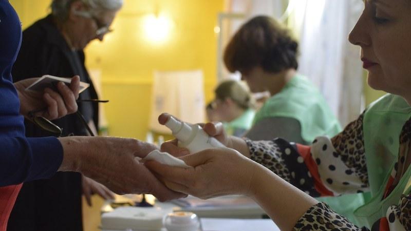 Выборы на фоне пандемии: ЦИК Грузии публикует протокол правил