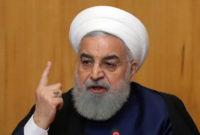 ჰასან რუჰანი. ფოტო: EPA/IRANIAN PRESIDENCY OFFICE HANDOU