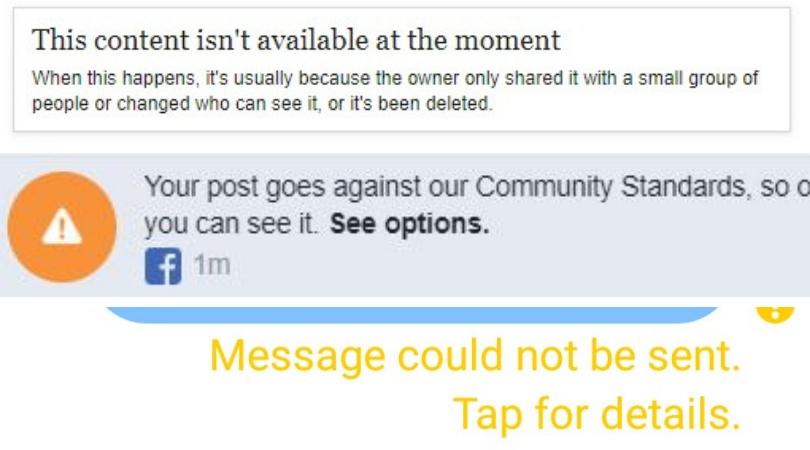 """""""ქვიარ დების გარბენის"""" შემდეგ ფეისბუკზე ვიდეოები წაგვიშალეს, საიტსაც ვეღარ ვაზიარებთ — WISG"""