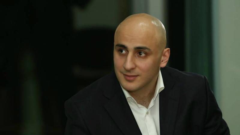 Ника Мелия официально назначен председателем «Нацдвижения»