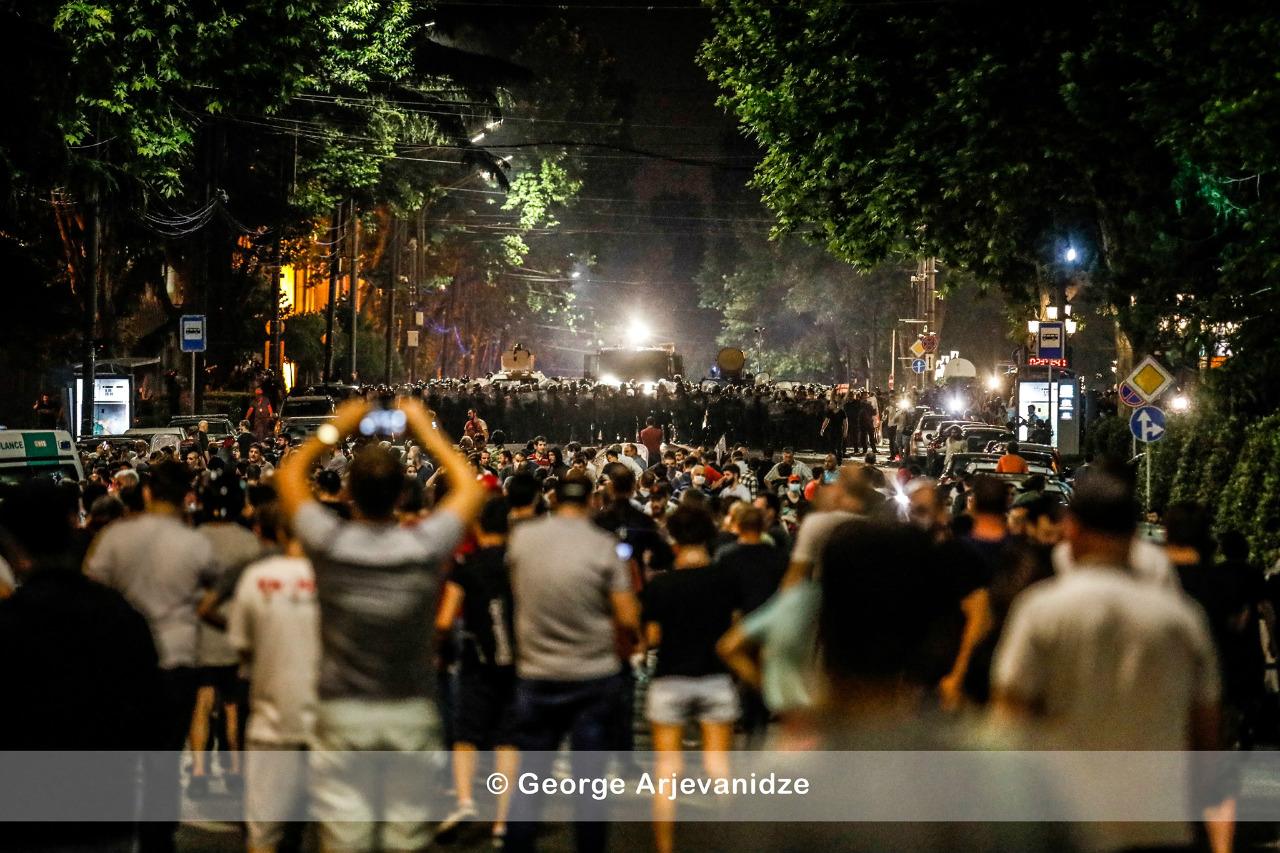 """""""წინასწარი პატიმრობა ინდივიდუალური დასაბუთების გარეშე"""" – 20 ივნისის საქმე"""