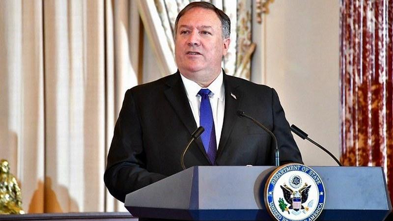 Госсекретарь США Майк Помпео посетит Грузию с официальным визитом