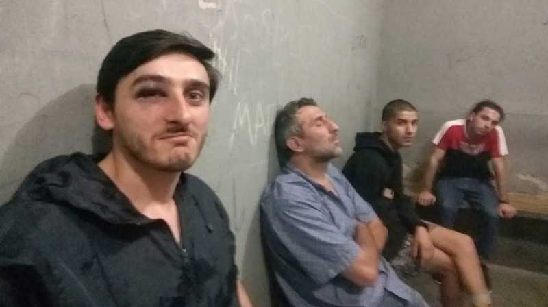 ირაკლი ხვადაგიანს 9-დღიანი ადმინისტრაციული პატიმრობა შეუფარდეს