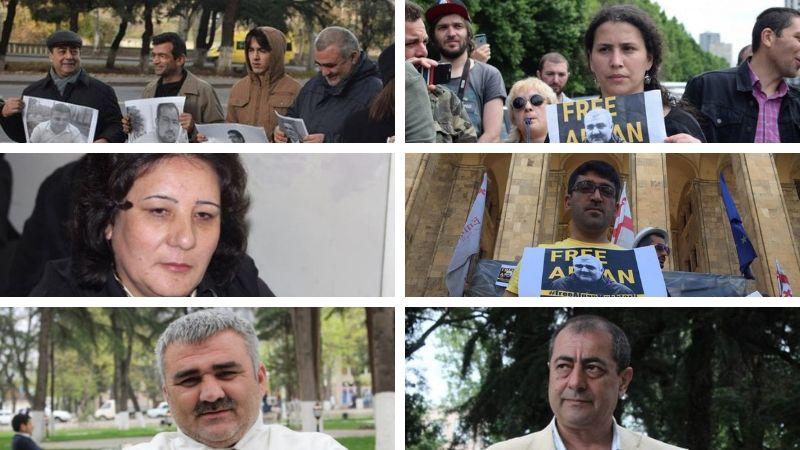 საქართველოდან ციხეში — აზერბაიჯანელი აქტივისტების ისტორიები