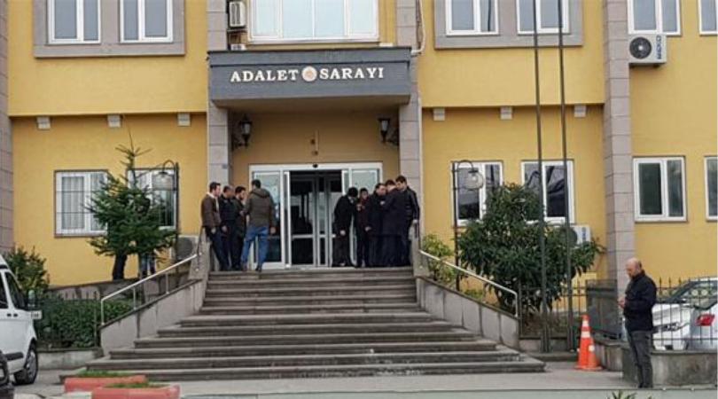 პოლიციის განყოფილება თურქეთში. ფოტო: CNN Turk