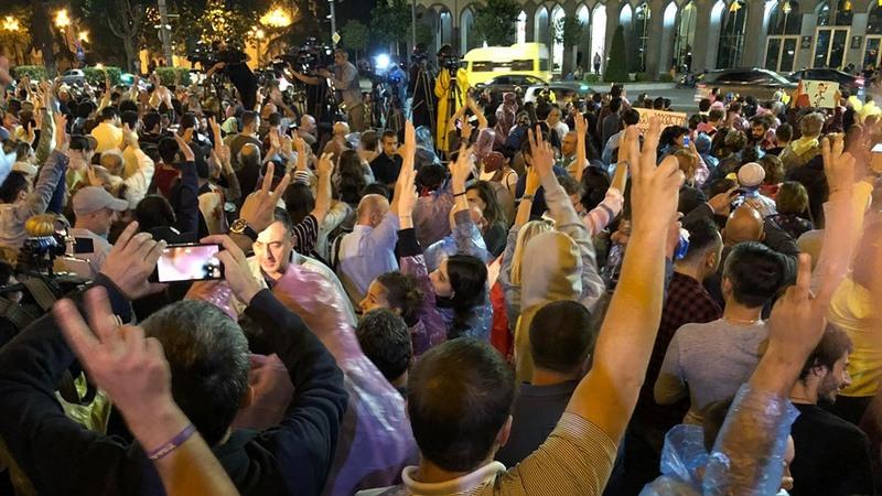 АМЮГ призывает не допустить амнистии полицейских участвовавших в разгоне митинга