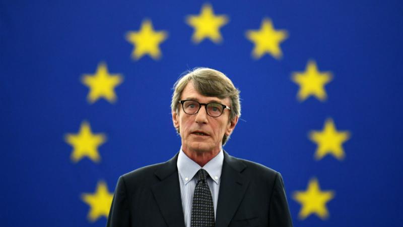 თავშესაფარი უნდა მიეცეს მათ, ვისაც დევნის საფრთხე ემუქრება — ევროპარლამენტის პრეზიდენტი