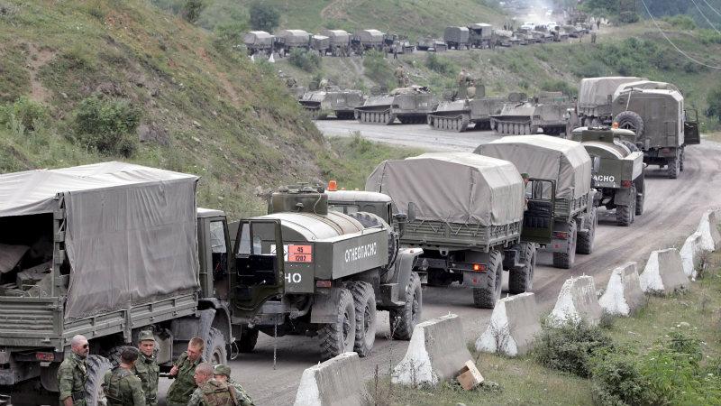 აგვისტოს ომზე რუსეთის მოქალაქეების სარჩელები სტრასბურგმა არ დააკმაყოფილა