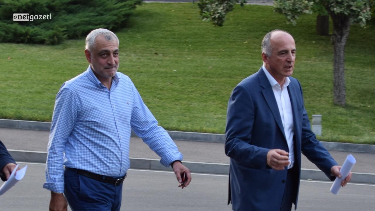 ГМ: К делам «Хазарадзе-Джапаридзе» и Гварамия нужно привлечь международных экспертов