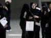 ქალები საუდის არაბეთის ერთ-ერთ აეროპორტში. ფოტო: Reuters