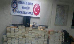 თურქეთი და წიგნები. ფოტო: Turkey Purge