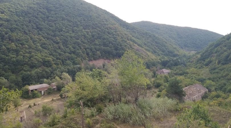 სოფელი ჩორჩანა