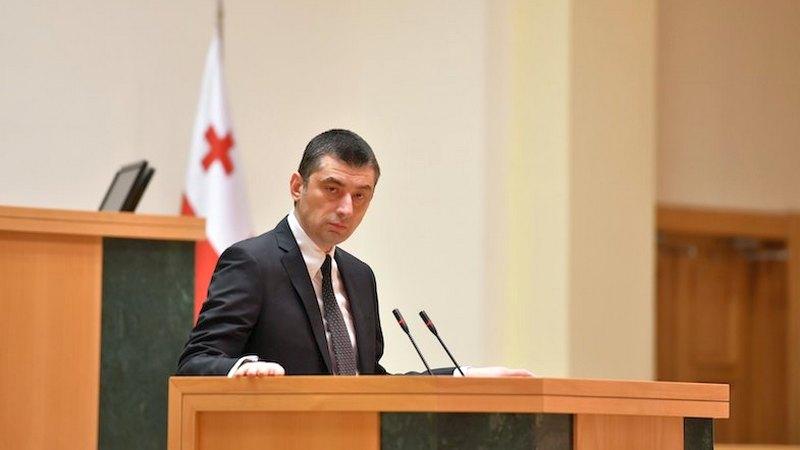 Гахария о событиях в Карабахе: Грузия смогла сохранить нейтралитет