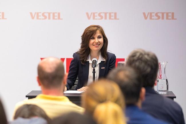 Vestel International Trade-ის დირექტორი სედა კაია