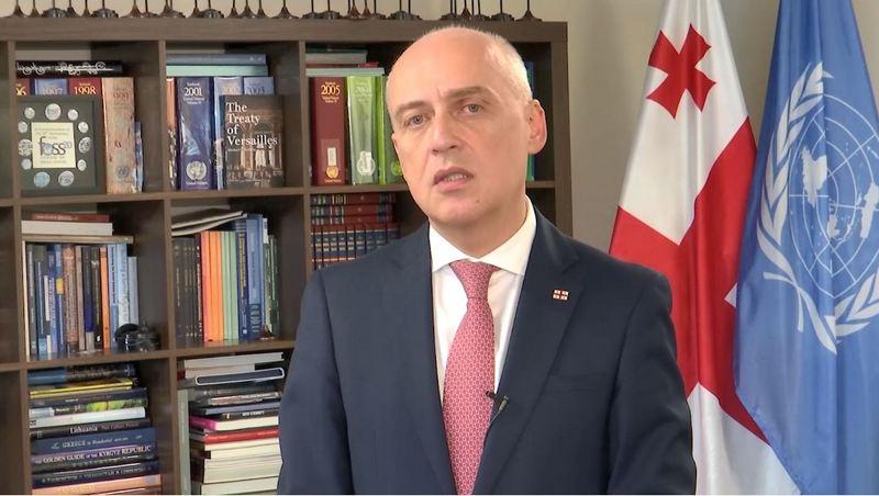 Залкалиани: заявление президента Грузии о «Кавказской платформе» неверно истолковано