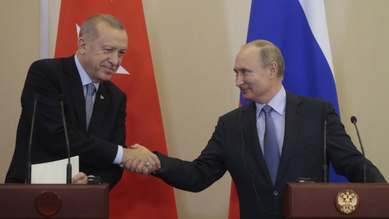 Президент Турции выступил за вмешательство Совбеза ООН в ситуацию на Ближнем Востоке