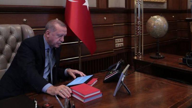 Эрдоган заявил, что премьер Грузии передал ему предложение Пашиняна о встрече