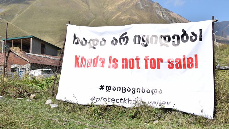 ICOMOS внесла долину Хада в список объектов культурного наследия, находящихся под угрозой