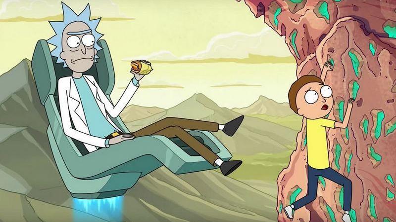 Rick and Morty-ს მე-4 სეზონი 10 ნოემბერს გამოდის | ნახეთ ტრეილერი