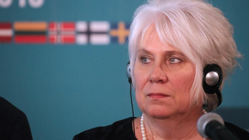 Марина Кальюранд: «В демократии нет места шпионажу»