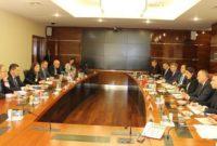ანკარაში შემოსავლების სამსახურისა და თურქეთის საბაჟო კომიტეტების რიგით მე-2 შეხვედრა გაიმართა