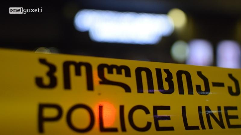 Ограбление и стрельба в Зугдиди — погиб один человек