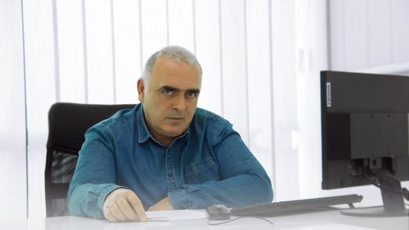 Важа Гаприндашвили о готовящемся иске против России