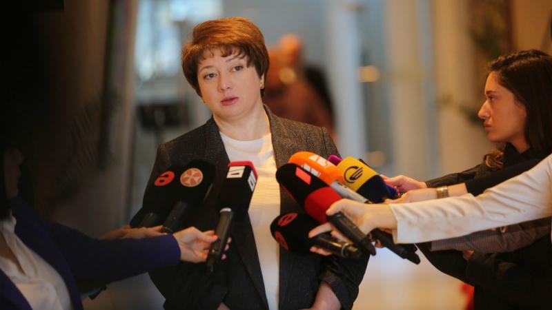 Вице-премьер Грузии: Координационный совет обсуждает дополнительные точечные ограничения